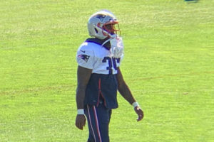 Lamar Miller New England Patriots