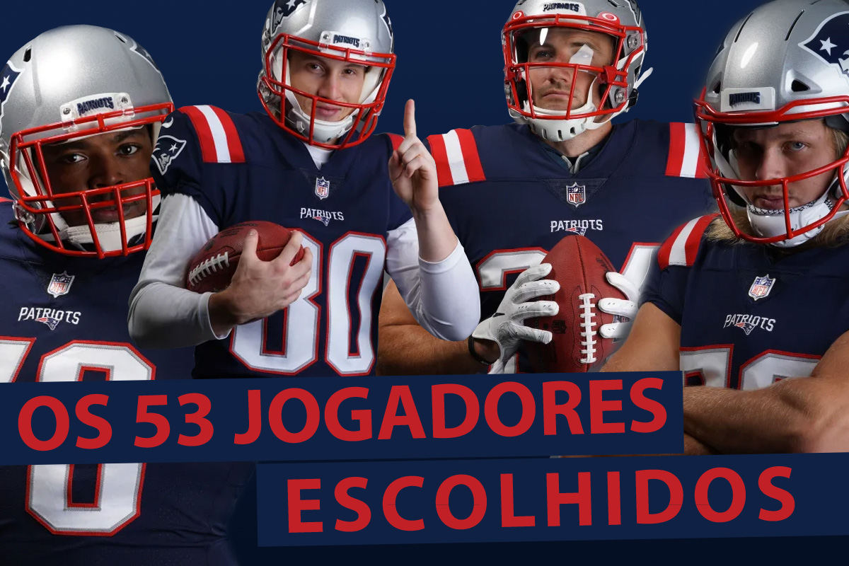 elenco dos Patriots 2020