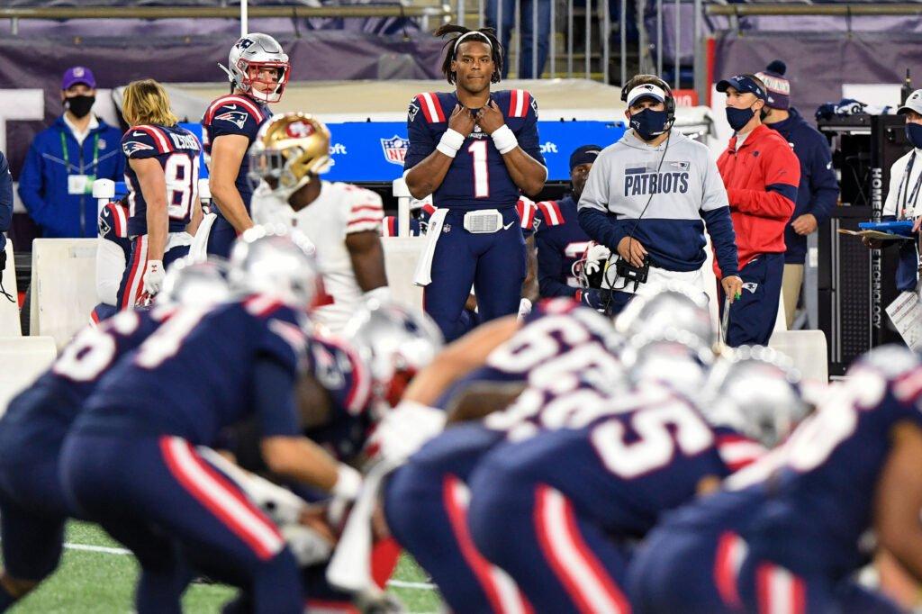 Tatidown Patriots – Semana 7: Patriots x 49ers