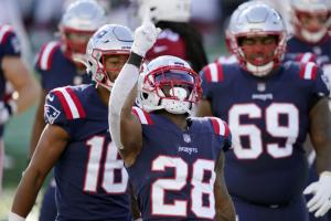 New England Patriots x Cardinals Semana 12
