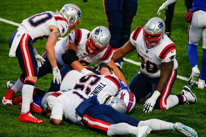 Tatidown Patriots – Semana 8: Patriots x Bills