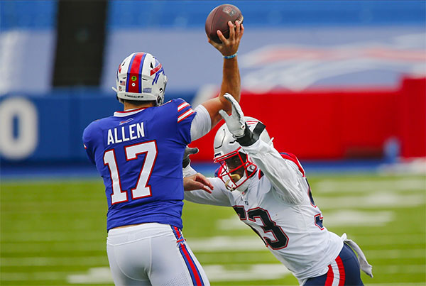 New England Patriots Buffalo Bills NFL