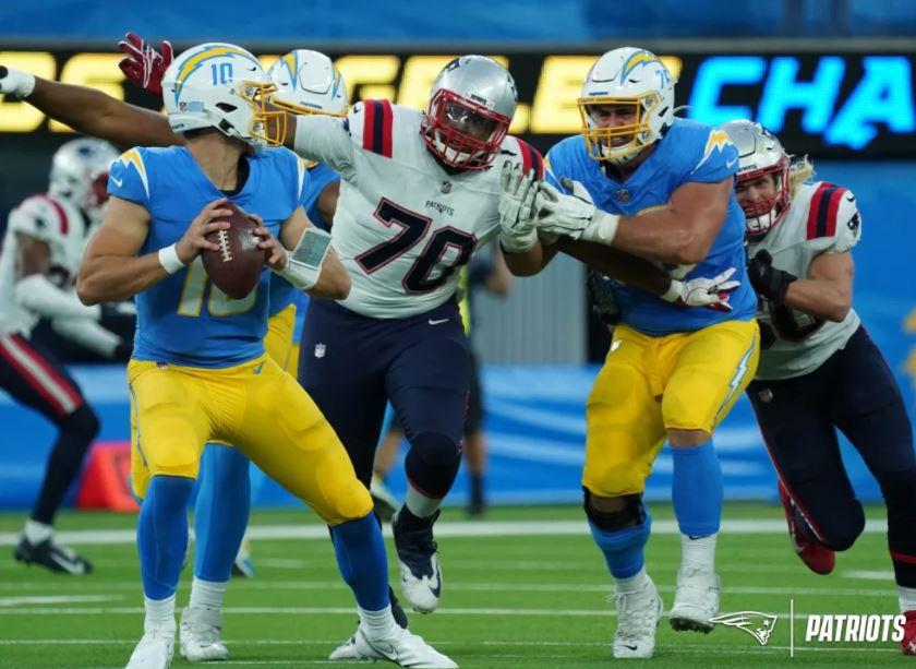 Tatidown Patriots – Semana 13: Patriots X Chargers