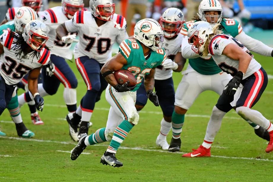 Tatidown Patriots – Semana 15: Patriots x Dolphins