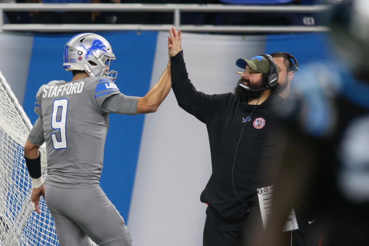 Matthew Stafford, a opção mais segura para os Patriots