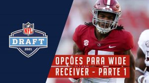 Draft 2021 NFL Wide Receivers New England Patriots