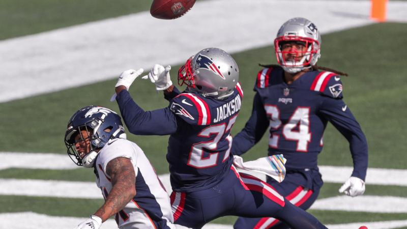 Futuro da posição de cornerback dos Patriots é incerto