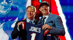 Draft 2021 NFL Mac Jones New England Patriots
