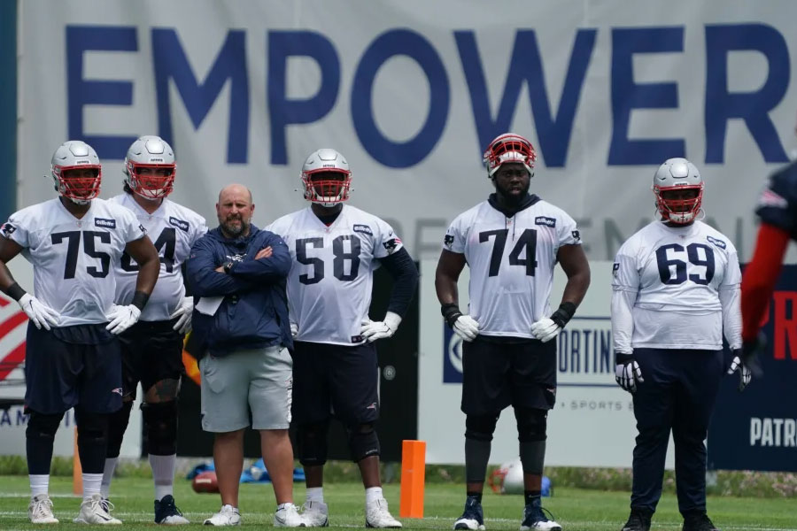Offensive tackles