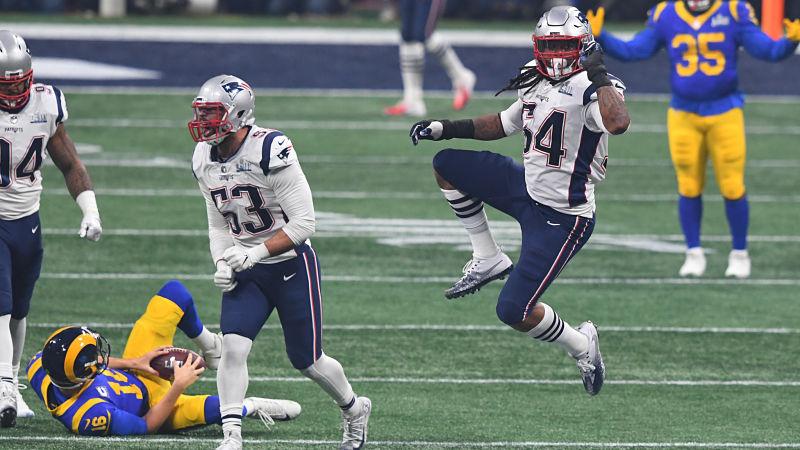 Disputas no elenco dos Patriots em 2021: Linebackers