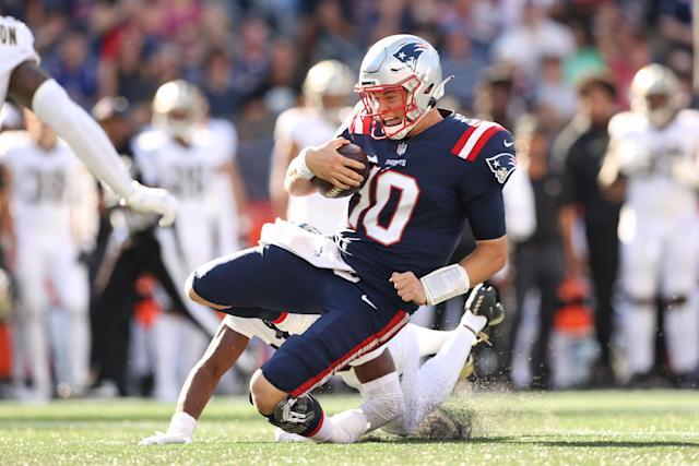 Patriots x Saints: de olho em Mac Jones