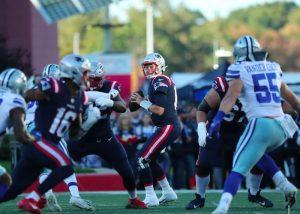 New England Patriots Dallas Cowboys